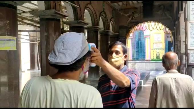 নবদ্বীপে ধুমধাম করে পালিত হচ্ছে রথযাত্রা উৎসব