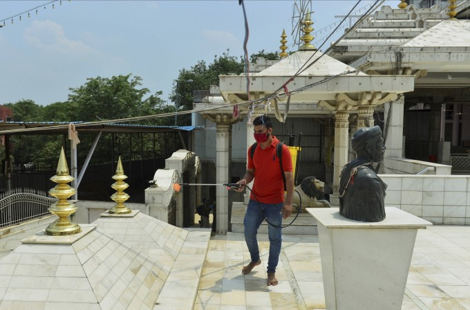 Temples To Reopen From June 8th: Preparations Underway