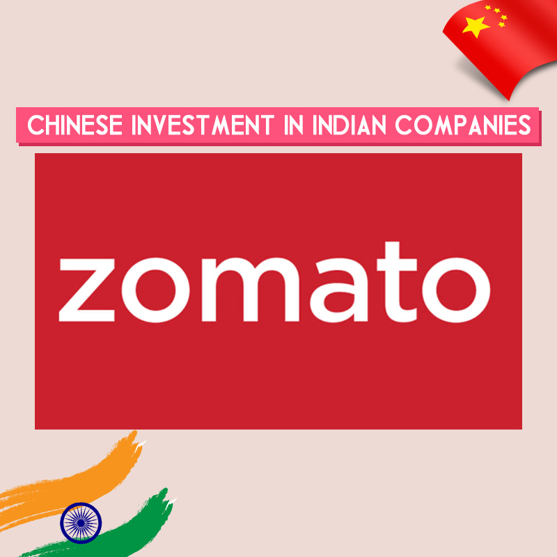 Chinese Investment In Indian Companies