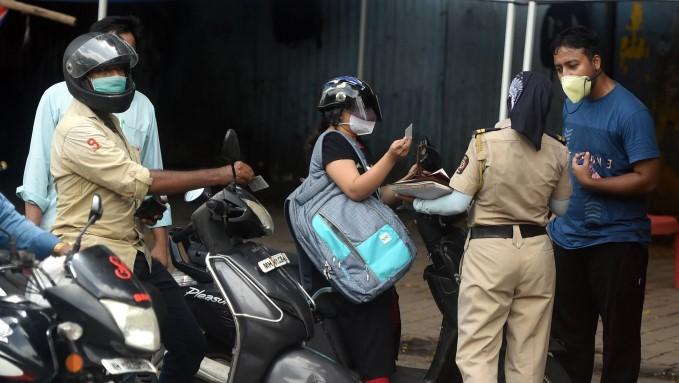 Life During Lockdown 5.0 In Mumbai
