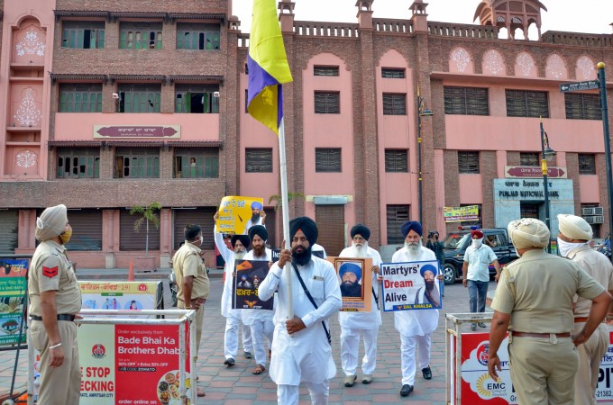 36th Anniversary Of Operation Blue Star