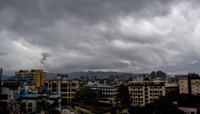 Heavy Rain Aftermath Of Cyclone Nisarga