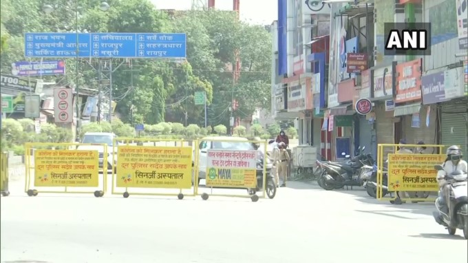 Dehradun Remains Shut As State Govt Has Decided To Keep The City 2 Days In A Week