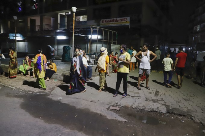 Earthquake Of 5.5 Magnitude Felt In Gujarat