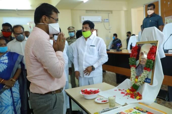 Energy Minister G. Jagadish Reddy Inaugurated Centenary Celebrations Of Sri P.V.Narasimha Rao At Suryapet