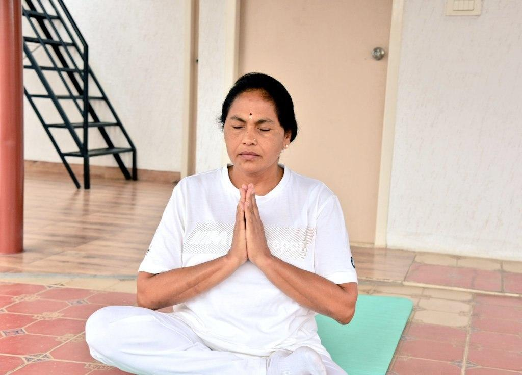 Karnataka Politicians Perform Yoga On 6th International Day Of Yoga