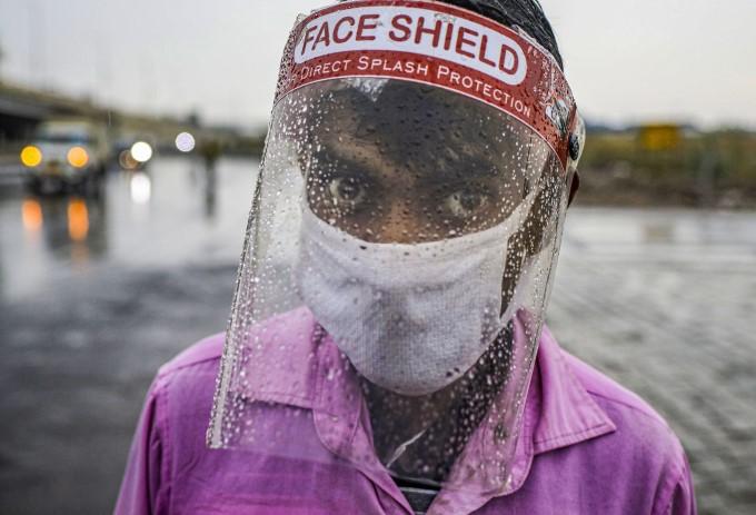 Heavy Rain Lashes In New Delhi