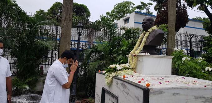 Leaders Pays Tribute To Shyama Prasad Mukherjee His Death Anniversary