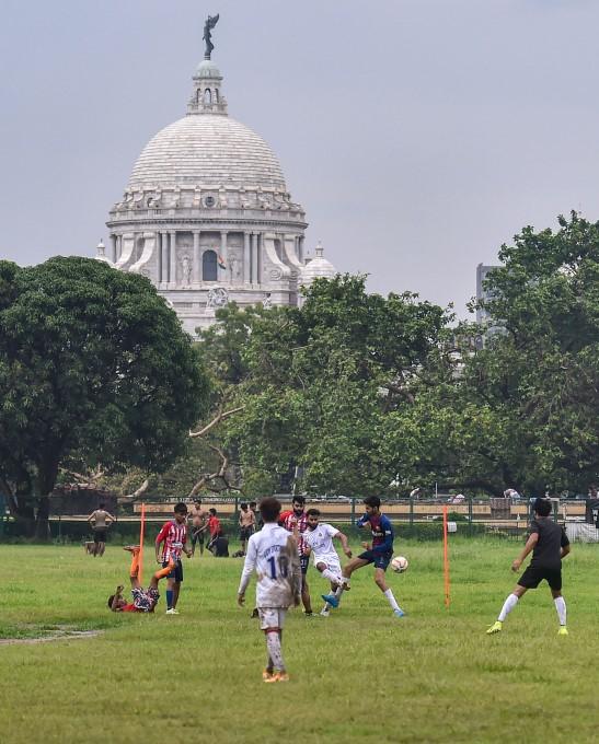 Southwest Monsoon Arrives In Kolkata