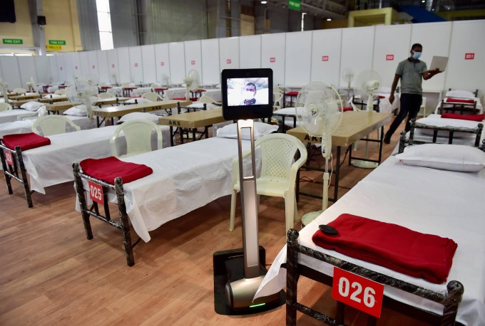 Bengaluru International Exhibition Centre Converted Into 10,000-bed COVID Facility