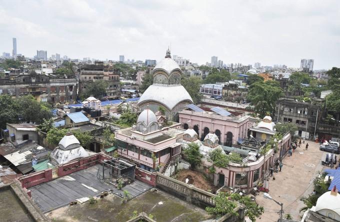 Kalighat Kali Temple Reopens During Unlock 2.0 In Kolkata