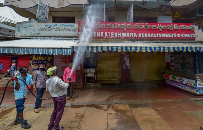 7 Day Lockdown In Bengaluru
