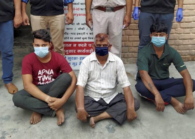 Police Arrests UP Gangstar Vikas Dubey