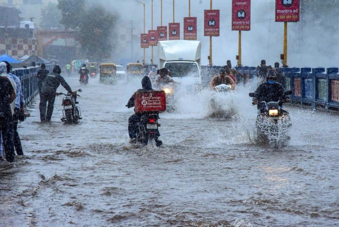 2020 Monsoon Across India