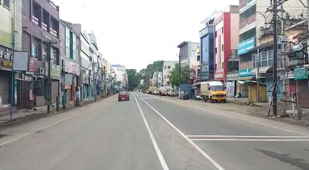 Complete Lockdown In Madurai And Salem