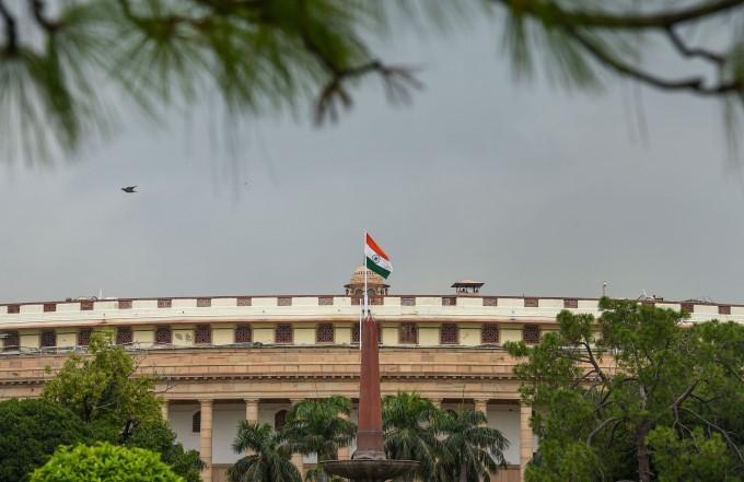 2020 Monsoon In New Delhi