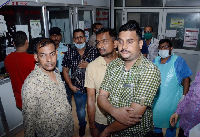 Kanpur Gangster Vikas Dubey Shot Dead In A Encounter