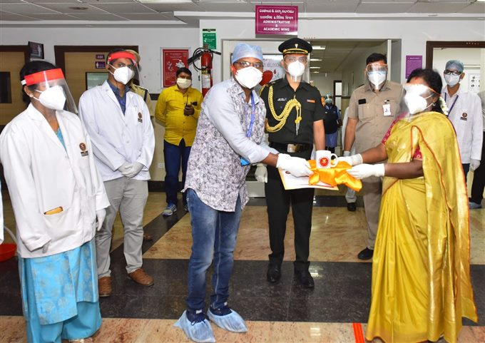 TS Governor Appeals For More Plasma Donations