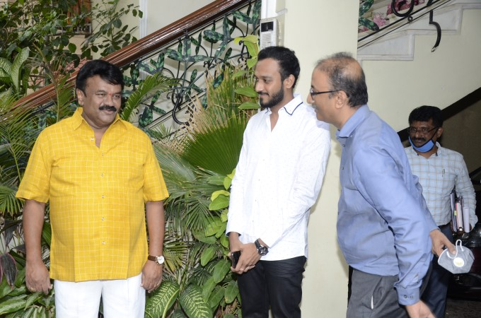 TS Minister Talasani Srinivasa Yadav Appreciated Bhanumati Ramakrishna Movie Team