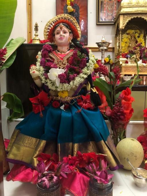 Varamahalakshmi Celebration 2020