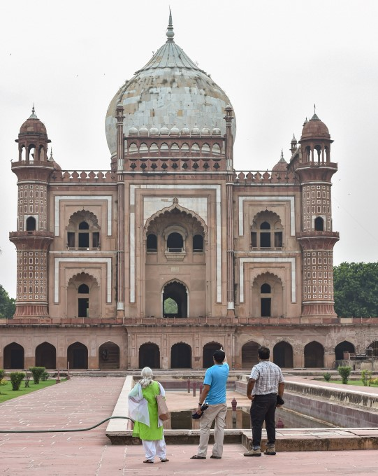 Tourist Places Reopened For Public During Unlock 2.0 In New Delhi