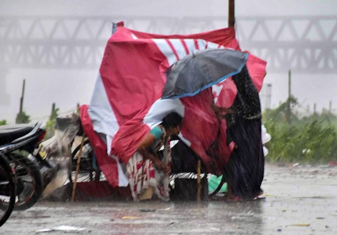 2020 Monsoon In Bihar