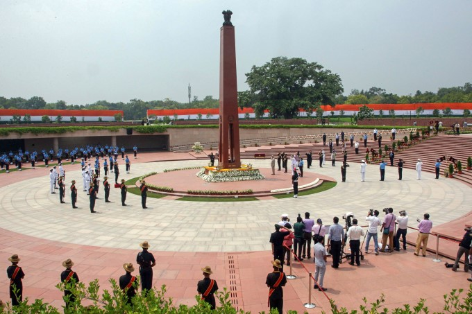 74th Independence Day Celebration In New Delhi