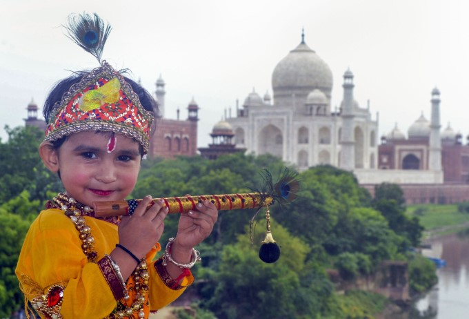 Krishna Janmashtami Festival Celebration Across India