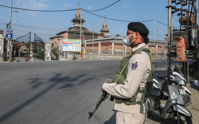 Two Day Curfew In Jammu On Article 370 Anniversary Day