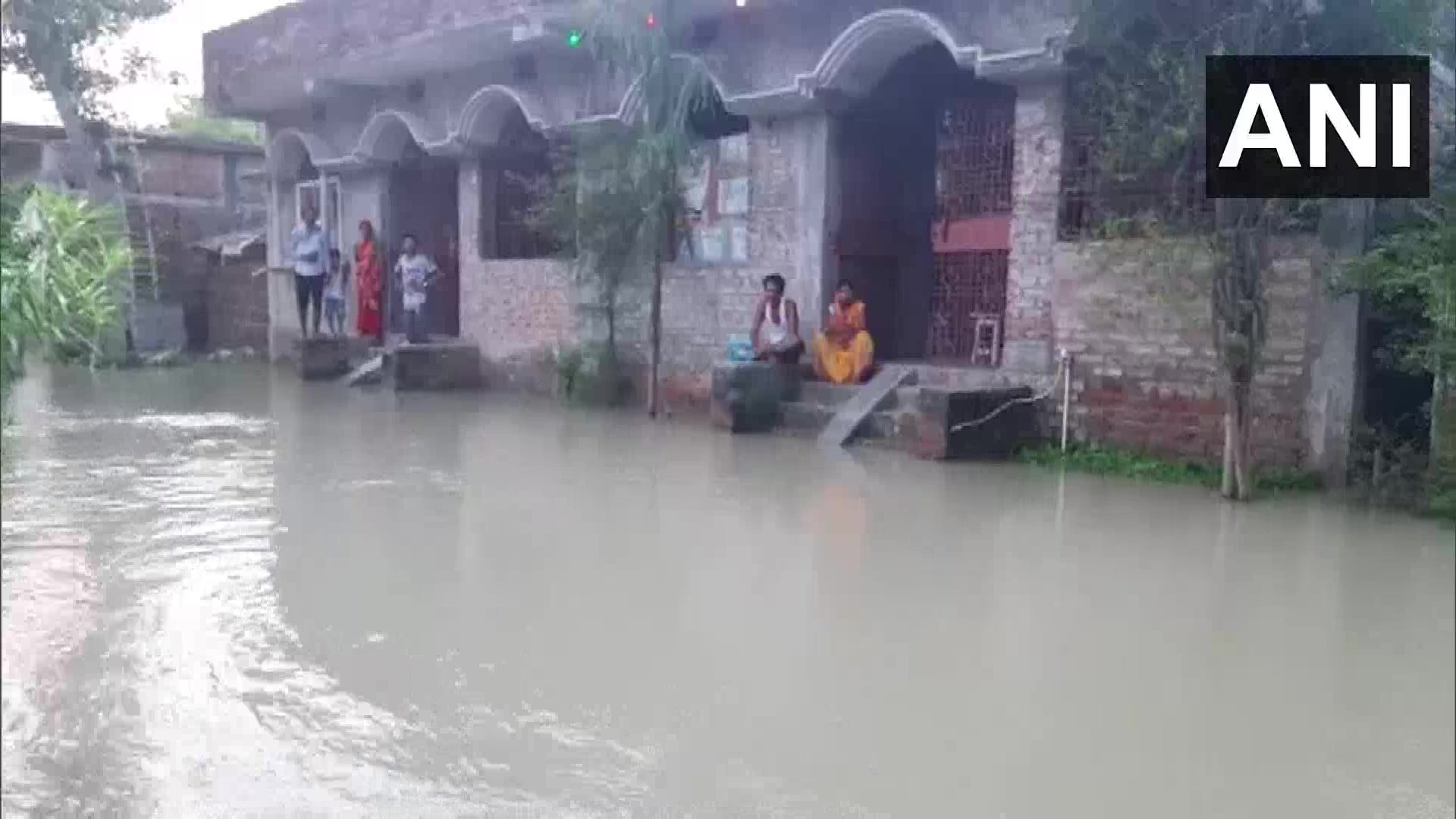 Bihar Floods Affects More Than 45 Lakhs In India