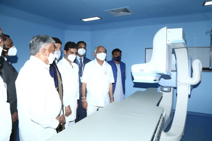 Broadway Covid Hospital Developed In Collaboration With Infosys Foundation Opens For Public