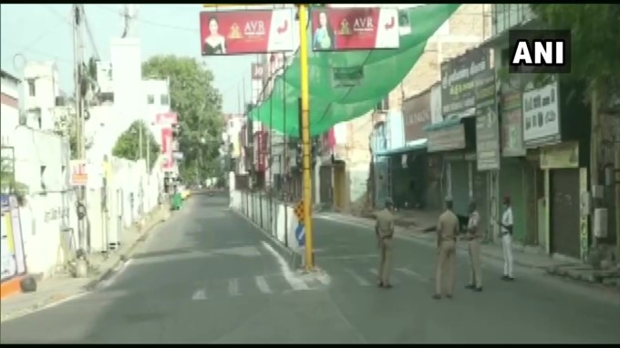 Complete Lockdown In Puducherry