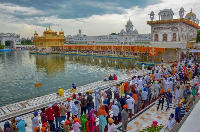 416th Prakash Utsav Of Sri Guru Granth Sahib In Amritsar