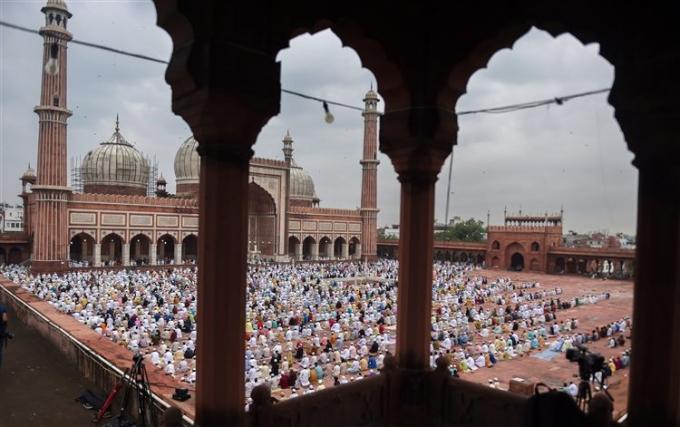 Eid Al-Adha (Bakri Eid) Celebration Across India