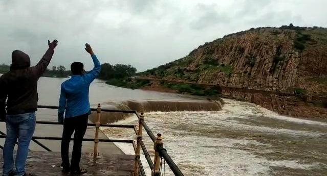 Heavy Rain Created Flood Situation In Belagavi