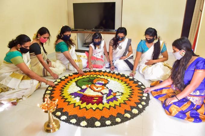 Onam Celebration Across India 2020