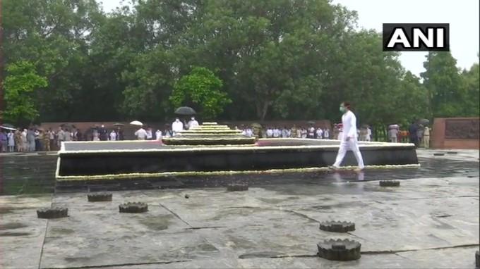 Former Prime Minister Rajiv Gandhi 76th Birth Anniversary