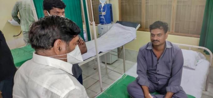 ఫోటోలు: శ్రీశైలం ఎడమ కాలువ పవర్ స్టేషన్లో షార్ట్ సర్క్యూట్