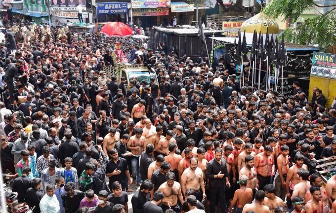 Muharram Procession 2020