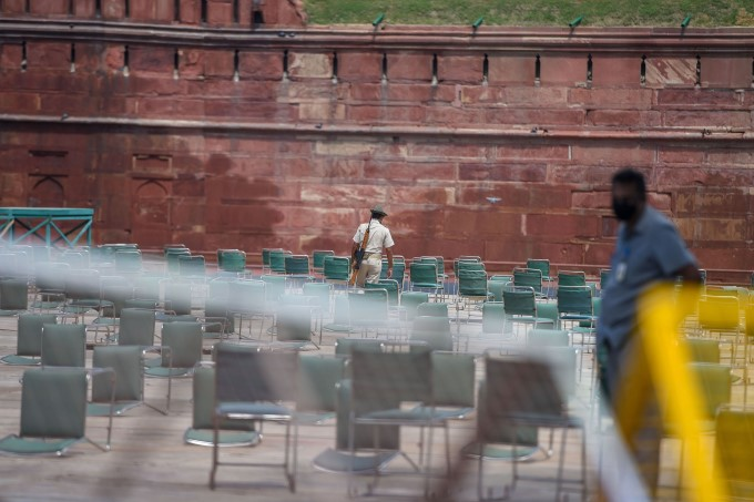Preparations For Independence Day Celebrations Across India