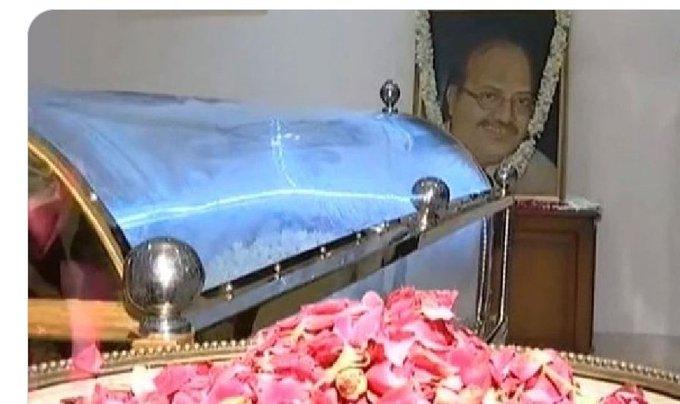 Rajya Sabha Member Amar Singh Final Journey