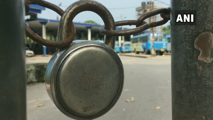 Siliguri Observes Bi-weekly Lockdown To Contain The Spread Of COVID 19