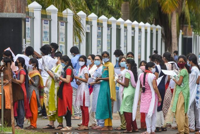 NEET Exams Across India