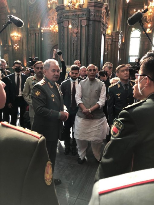 Defence Minister Rajnath Singh 3 Days Visit To Russia