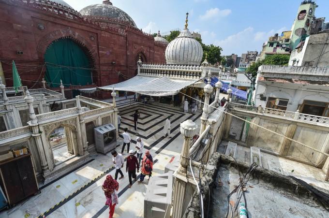 Hazrat Nizamuddin Dargah Reopens For Devotees In Delhi