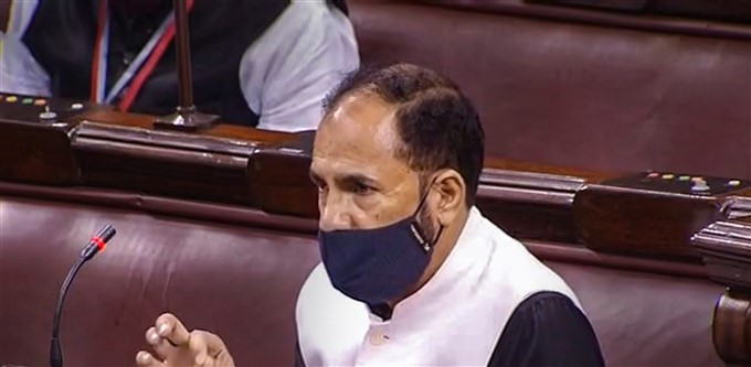 Monsoon Session Of Parliament In New Delhi