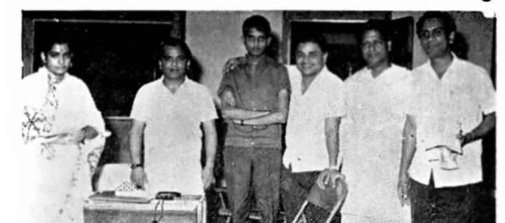 Rare And Unseen Photos Of S.P. Balasubrahmanyam
