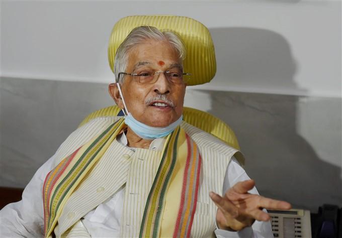 BJP Leaders LK Advani And Murli Manohar Joshi Celebrates The Verdict