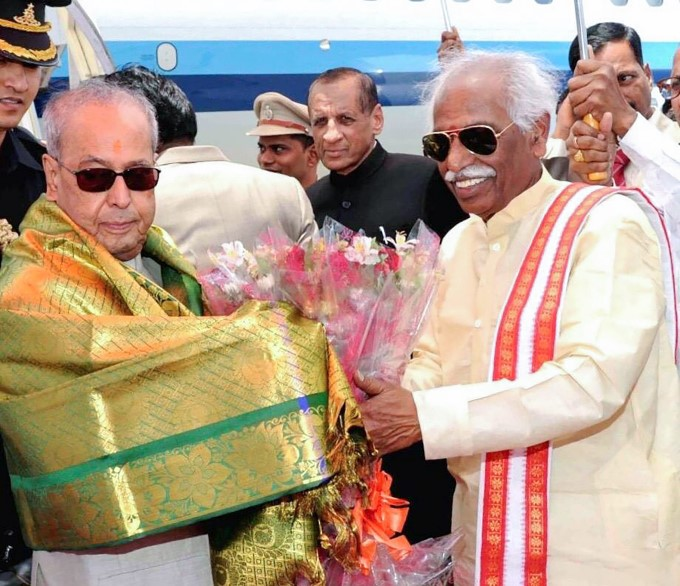 Rare Photos Of Former President Pranab Mukherjee
