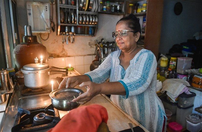 Power Outages Across The City, In Mumbai